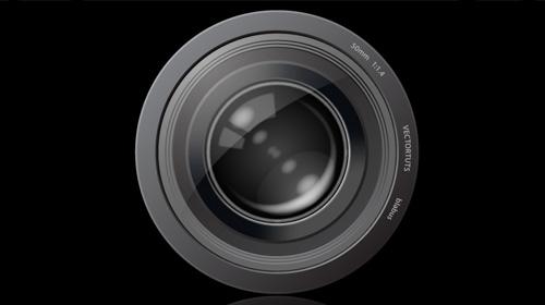 camera style icon tutorial