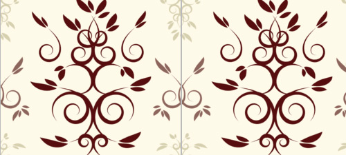 new ornate pattern texture