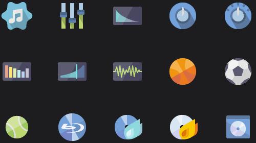 free full flat icons