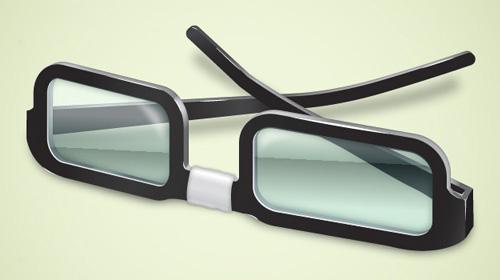 glasses icon tutorial