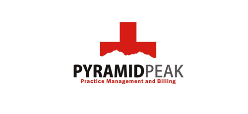 Pyramid Peak (Medical logo design)