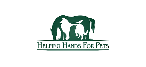 Helping Hands for pets Logo Design