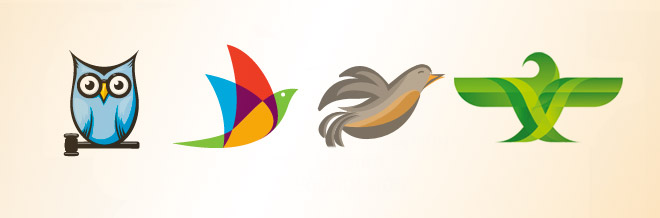 Logo Design Inspiration: Effective Use of Bird In Logo Design