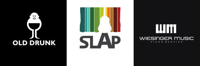 Creative Logo Design: 30 Negative Space Logos