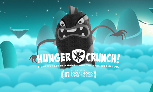 hunger crunch game website