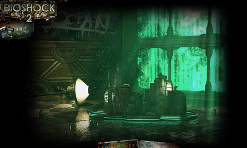 Bioshock 2 Game Website