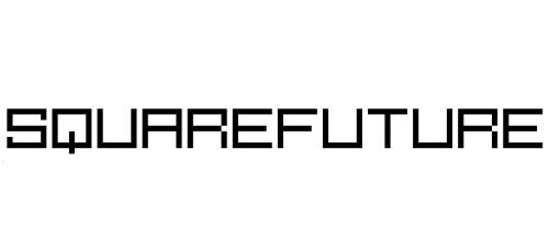 square future pixel font