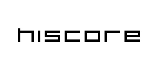 hiscore pixel font