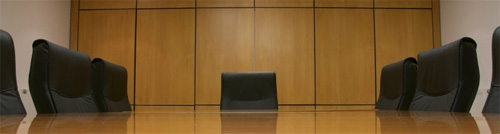 boardroom chair triple screen wallpaper