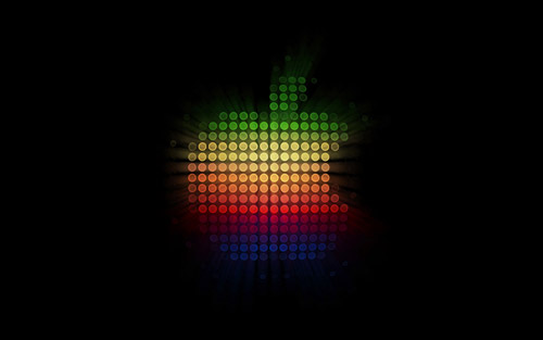 light apple wallpaper