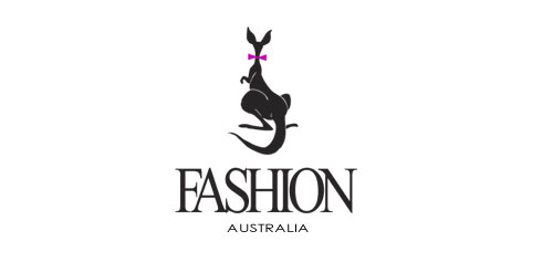 Logo for Fashion Australia