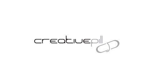 Creative Pill Logo