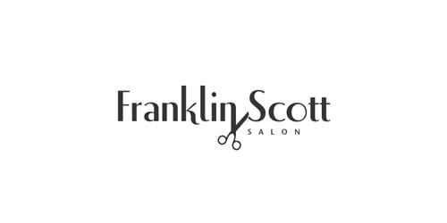 Franklin Scott Salon Logo