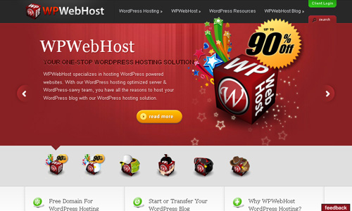 wp web host