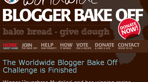 blogger bake off