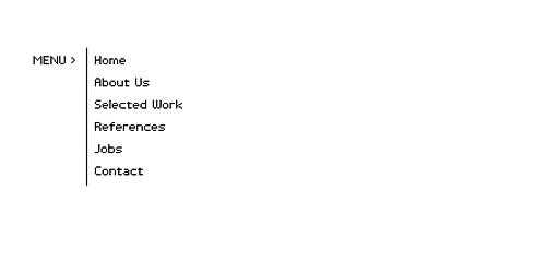 actionscript 30 menu