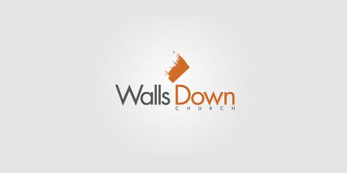 Walls Down Church Logo
