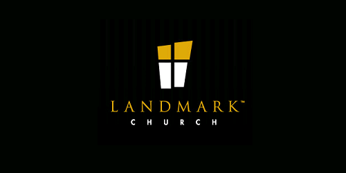 Church logo for Landmark Church