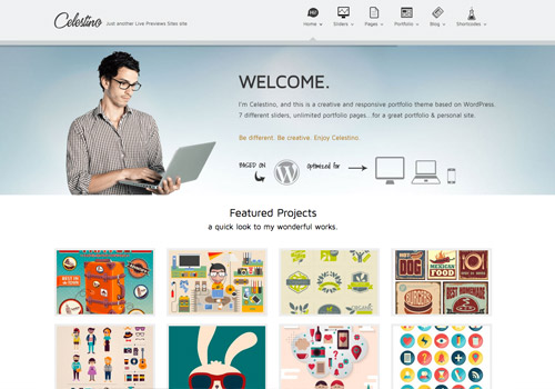 light free wordpress theme