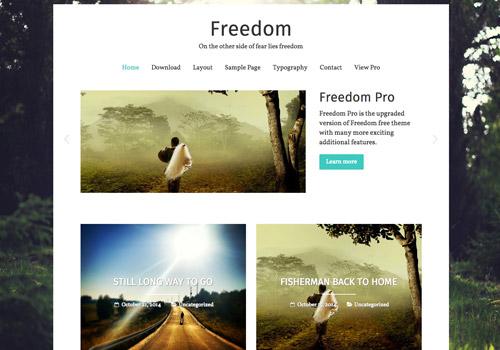 minimalist photoblog theme