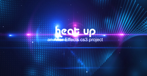 heat up after effect