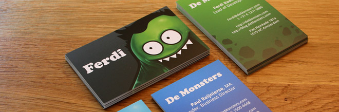 30+ Business Card Designs that Will Inspire You