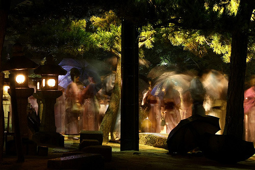 japan night photography