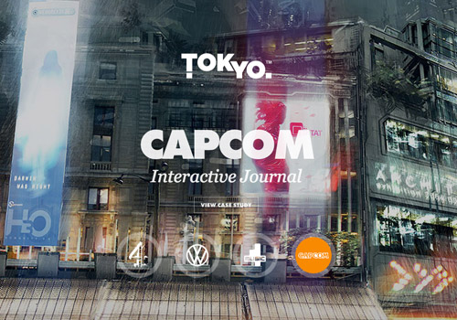 Tokyo slideshow website