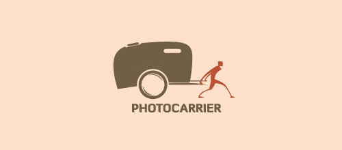 terrific photograph logo