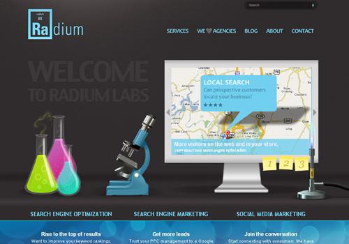 radium labs