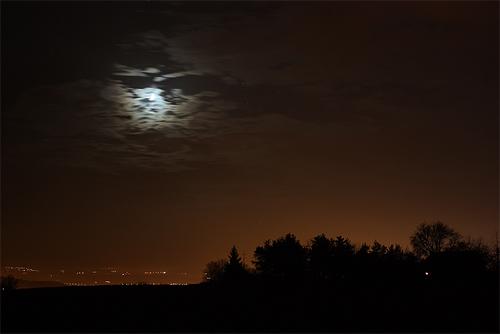 night scenes night photography