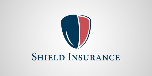 insurance corporate logo design