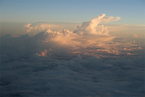 cloudformation aerial photography