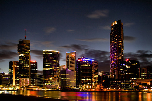 brisbane night photograpy