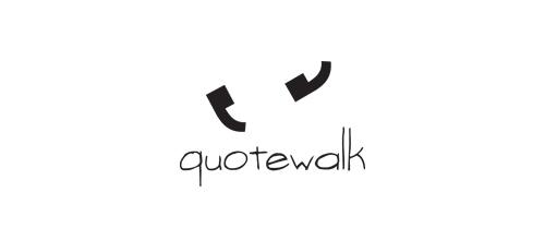 quote walk