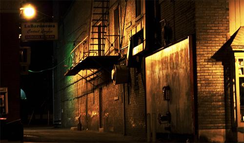 dark night night photography