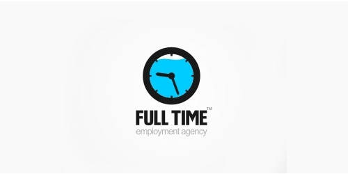 Full Time Employment Agency Logo