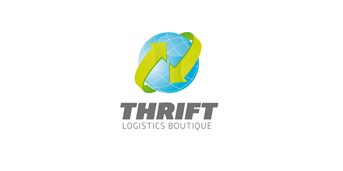 Thrift logistics logo