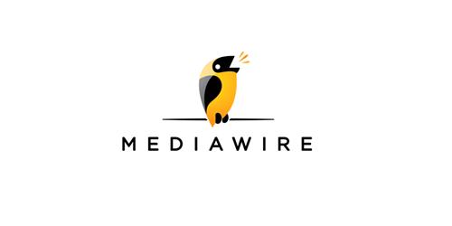 Media Wire logo