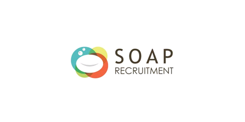 Soap Recruitment Logo