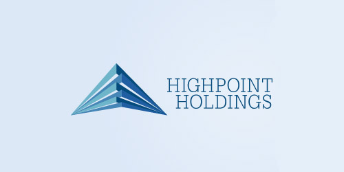 highpoint corporate logo design