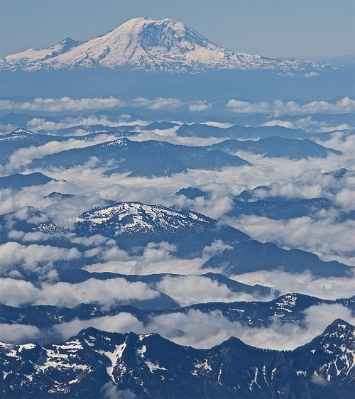 mount aerial photography