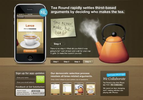 tearound app