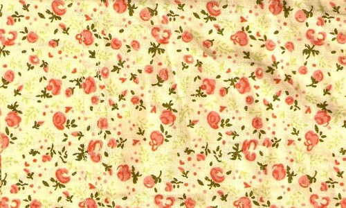 flowers fabric free texture