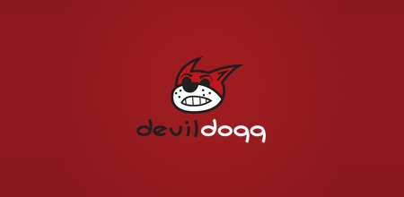 devil dogg logo