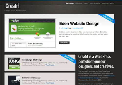 psd to html building