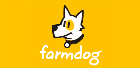 farm dog logo