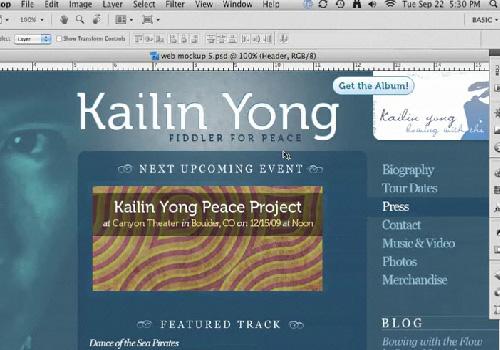 building a website coding