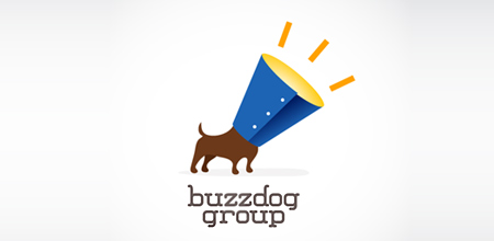 buzz dog logo