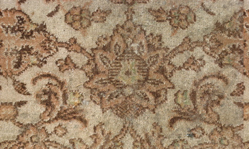old textures carpet